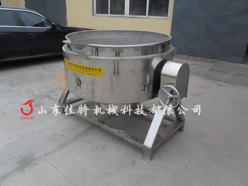 雞爪滷製夾層鍋 廣東燃氣夾層鍋