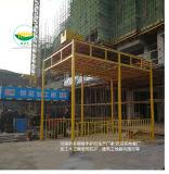 安徽塔吊基础围护栏杆河南钢/木工加工棚生产厂家供应