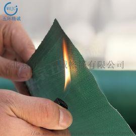定制防火布阻燃布耐高温电焊布隔热布三防布玻璃纤维布