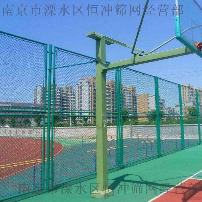 南京學校球場圍欄 PVC塑鋼園藝護欄 草坪護欄廠家