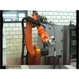 机器人去毛刺 浮动打磨头 浮动主轴MDA350