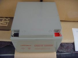 LP24AH-12V免维护蓄电池