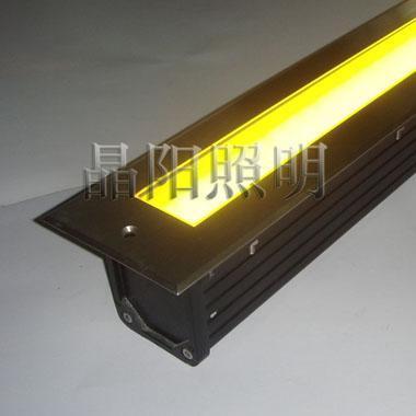 LED长条形埋地灯、LED长条形水底灯