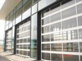 上海汽車4S店透視門、鋁合金提升門,廠家直銷