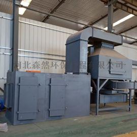 催化燃烧装置设计元素,工业废气处理设备