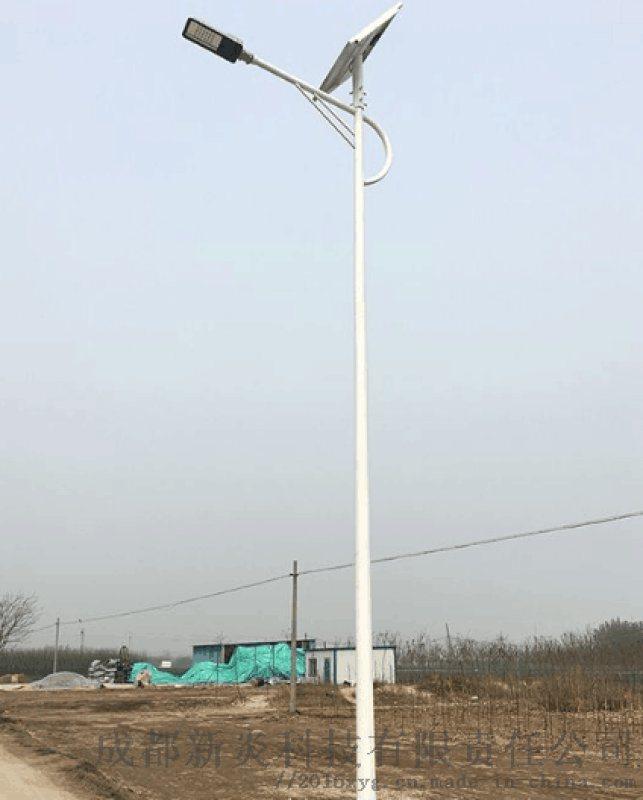 成都太阳能路厂家LED太阳能路灯报价
