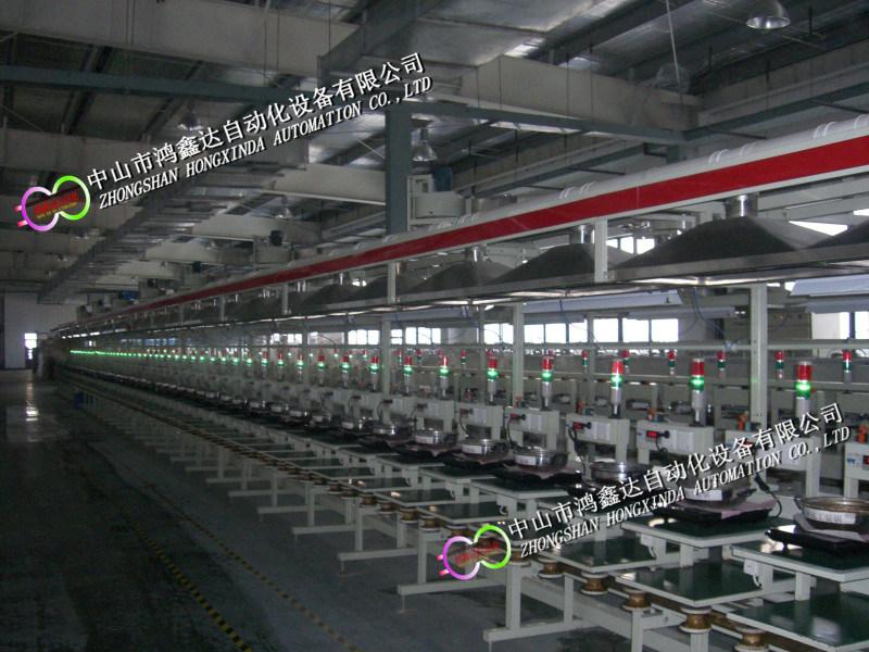 广东电磁炉老化线广西空气炸锅老化线电饭煲装配线