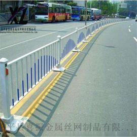 道路护栏加工、厂区分隔区域护栏、市政道路护栏