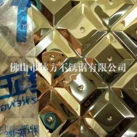 佛山厂家不锈钢压纹板加工 304镜面不锈钢板直销