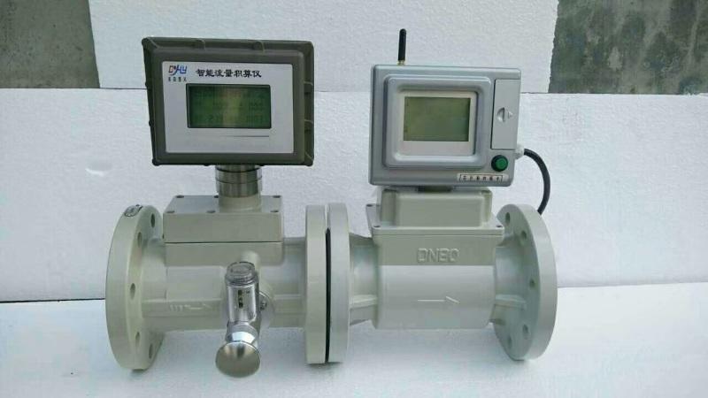 D型气体涡轮流量计厂家