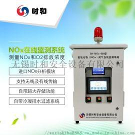 烟气NOX在线监测系统工业尾气分析仪颗粒物浓度检测