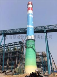 OM-5厚浆型烟囱耐高温耐酸碱防腐涂料