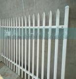 熱鍍鋅鋼護欄廠區鐵藝圍欄戶外欄杆別墅庭院柵欄送立柱