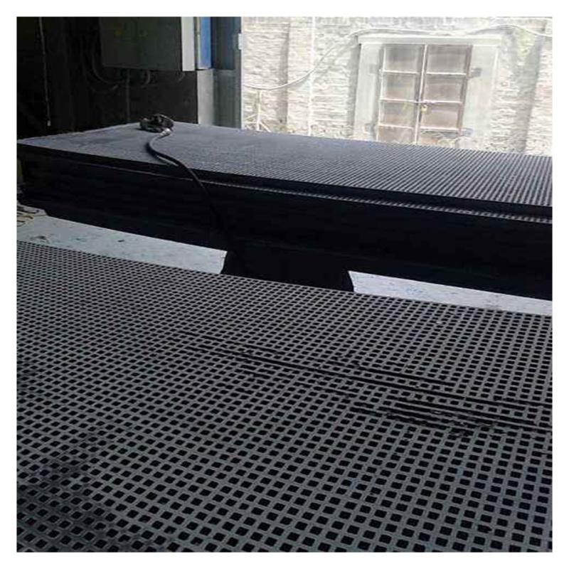4s店專用單層玻璃鋼格柵承重高
