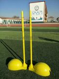 晶康牌移动式羽毛球柱 羽毛球网架