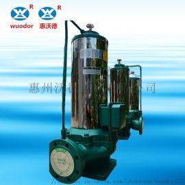 供应wuodor静音水冷管道泵 屏蔽泵厂家销售