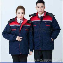西安夹克衫定做-定做工作服-西安工程服定做-工作服厂