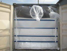 出口用食品级PE膜集装箱内衬袋