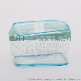 pvc化妆袋 透明化妆袋 拉链化妆袋