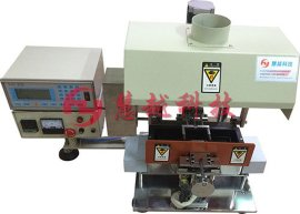 直流固态继电器焊锡机,互感器翻转前推型焊锡机