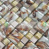 廣東佛山哪余的馬賽克最受歡迎,堂碧馨冰裂水晶鳳尾紋夾膠馬賽克生產廠家直銷