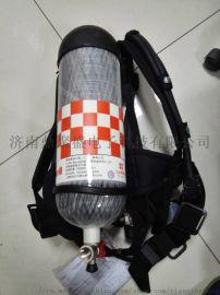 30MPA6.8L碳纤维瓶正压式空气呼吸器