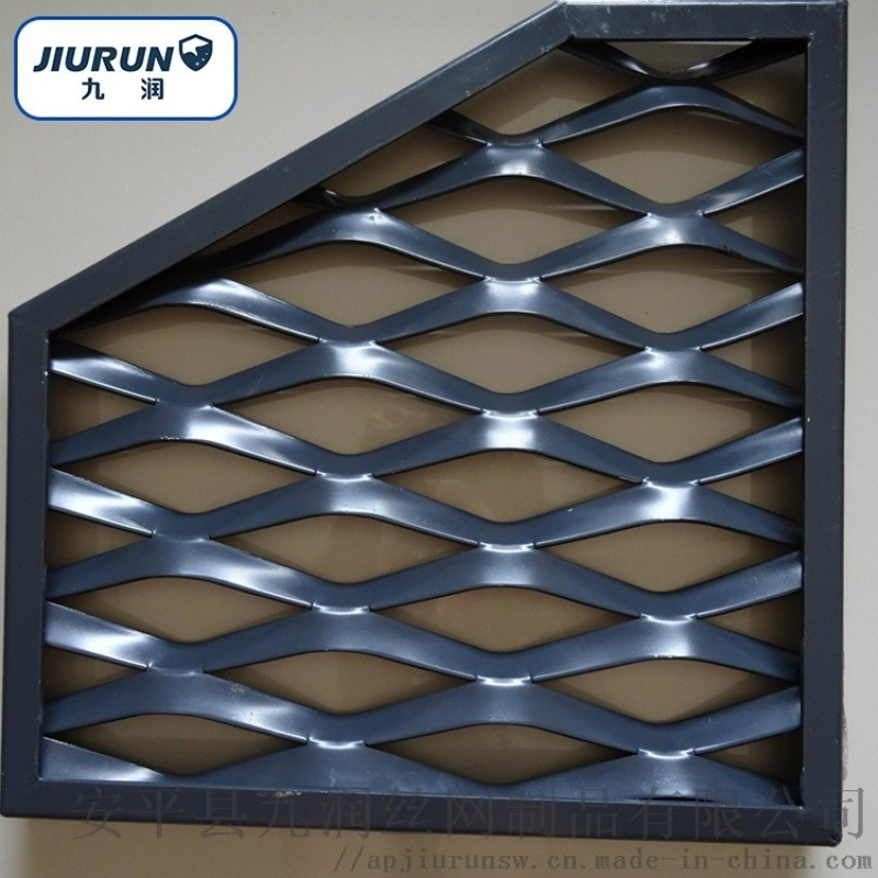 铝板网, 铝板拉伸网 ,氧化装饰网
