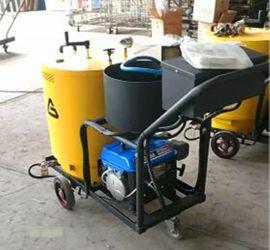 德州市小型灌缝机50L/80L/60L出料管道采用电加热系统