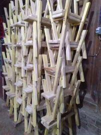实木板凳成人用中式田园风格