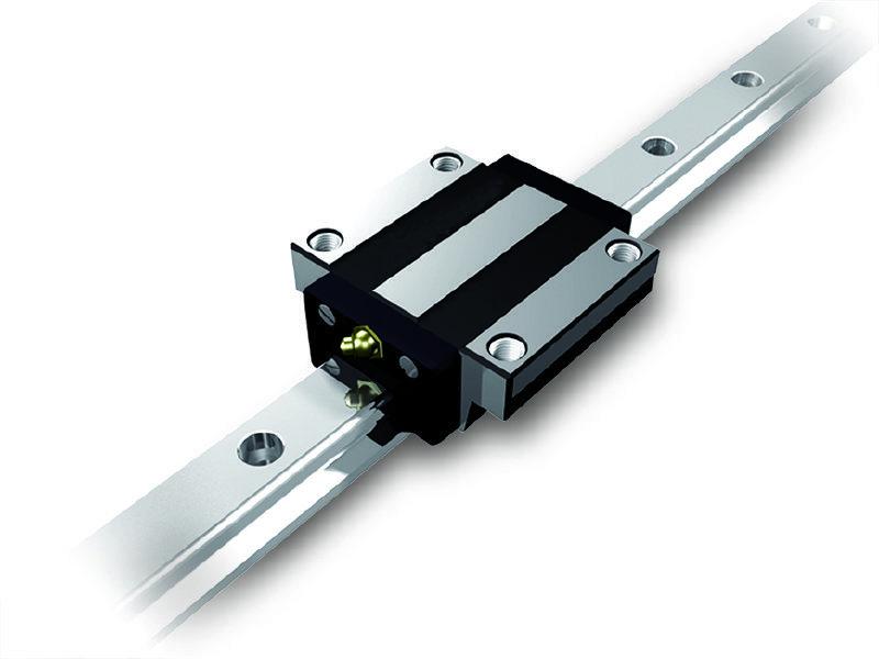 滚道导轨副,数控机床专用导轨,直线滚动导轨