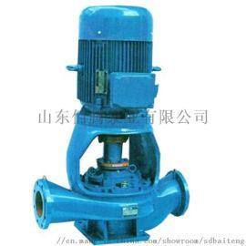ISGB型便拆式管道离心泵便拆式管道泵