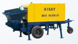 细石混凝土泵(BS15)