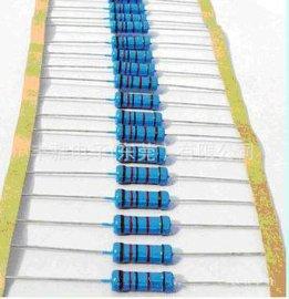 精密型金属皮膜电阻器