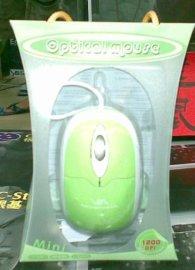 PVC印刷鼠标塑胶盒