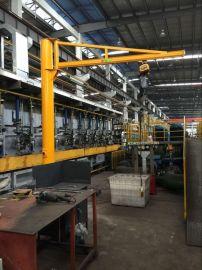 厂家直销各种单臂吊 电动悬臂吊 手推旋臂吊 单臂吊机 质保一年