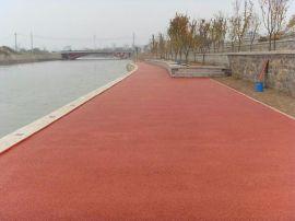 彩色透水混凝土地坪 生态透水混凝土地坪 透水混凝土路面做法 彩色透水混凝土路面桓石2017496透水混凝土路面结构