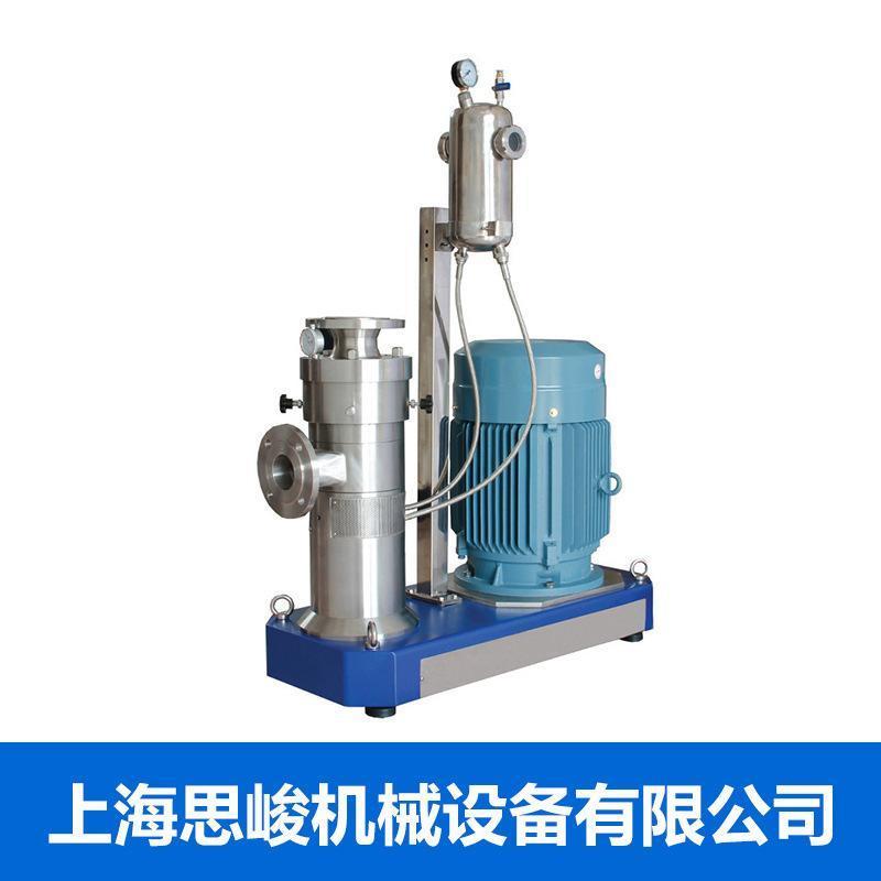 廠家直銷 SGN/思峻 GMS2000發酵液多糖超高速膠體磨
