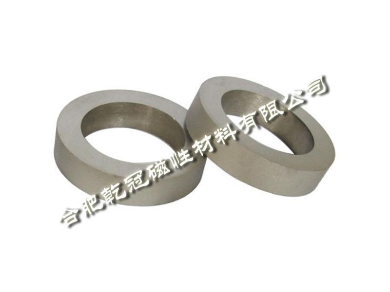 供应治具圆形磁铁 400℃高温磁钢 钐钴圆环 强力磁钢厂家直销