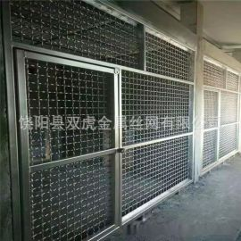 供应狗护栏网  动物园围栏网 勾花网护栏网
