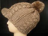 女士针织帽(BNZH-1001)