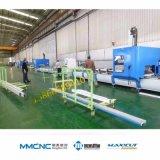 廠家直銷明美JGZX4-CNC-6000 鋁型材龍門四軸加工中心 鋁幕牆四軸加工中心 工業鋁型材四軸數控加工中心質優價廉