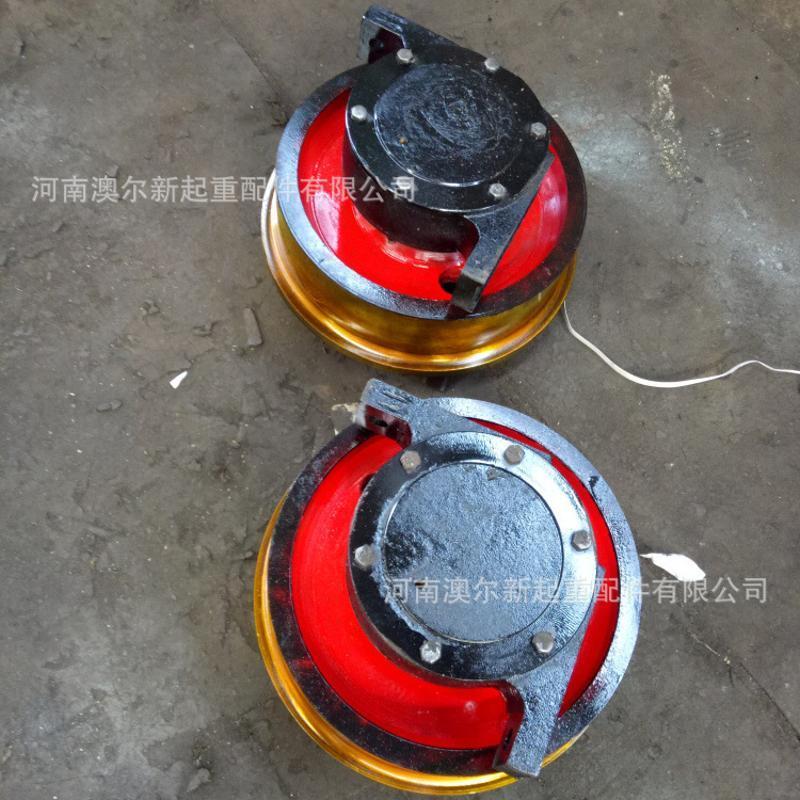 整体调质起重机车轮组 φ350*100单边车轮组