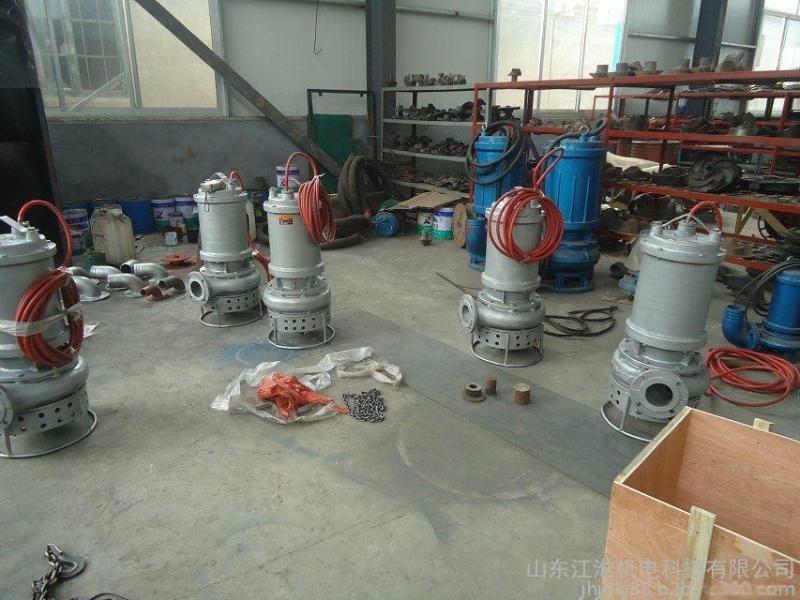 江淮 XWQ耐腐蚀不锈钢污水泵 耐腐蚀潜水排污泵