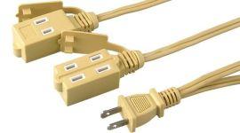 美式UL户内延长线Indoor Extension cord