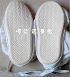 防靜電SPU套筒靴 加厚軟底靴鞋 PVC高筒鞋 長筒防護鞋 布筒靴 大板底鞋 無塵膠底鞋 連體服鞋子