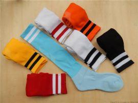 新款纯棉运动足球长袜加厚毛巾底足球袜长筒 男女款式 足球袜长筒加厚毛巾底球袜