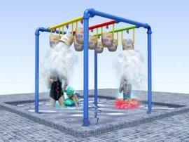 水上乐园设施:儿童戏水设备:人工造浪机
