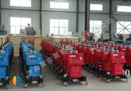 精致灵活广东聚氨酯设备,广州市聚氨酯外墙保温发泡机