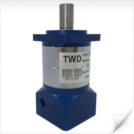 台湾微型斜齿减速机 100W伺服电机专用减速机