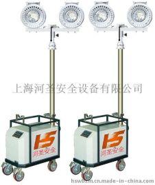 LED移动应急升降照明车YDC-2150